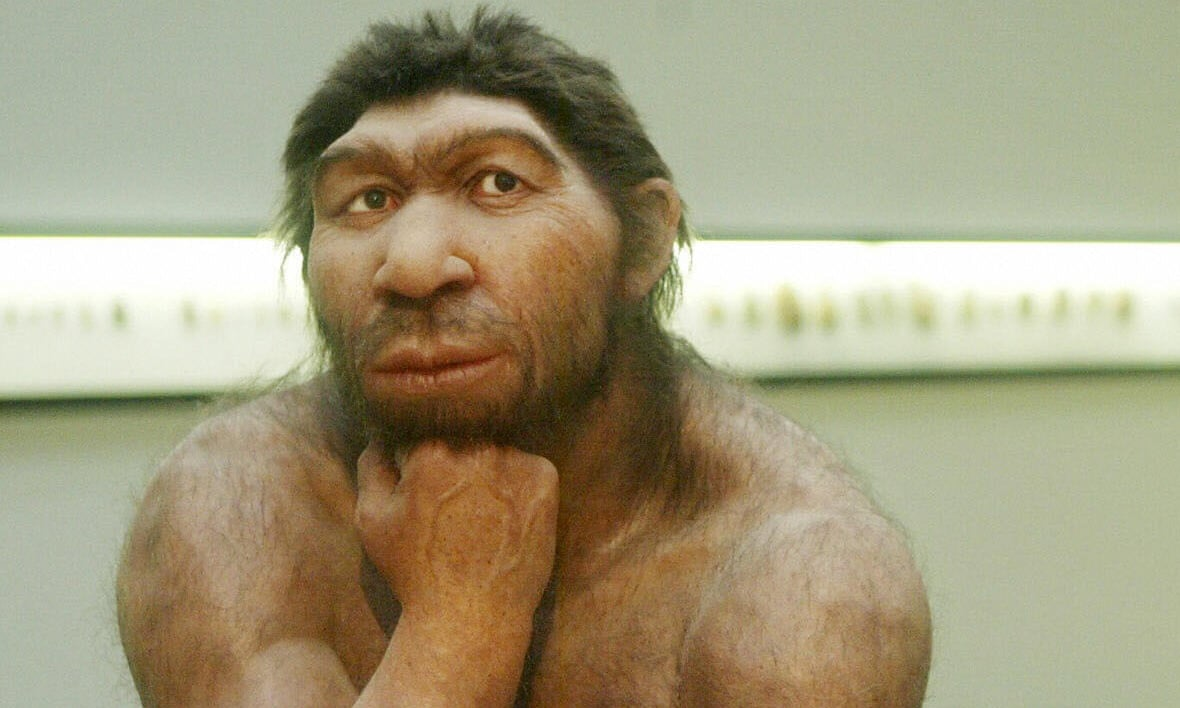 NEANDERTHALS MAY HAVE BEEN KILLED OFF BY MAGNETIC POLE FLIP