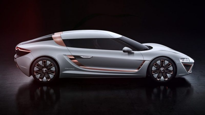 This Car Is Powered By Salt Water: 760HP, Top Speed 186 MPH, 621 Miles/Tank