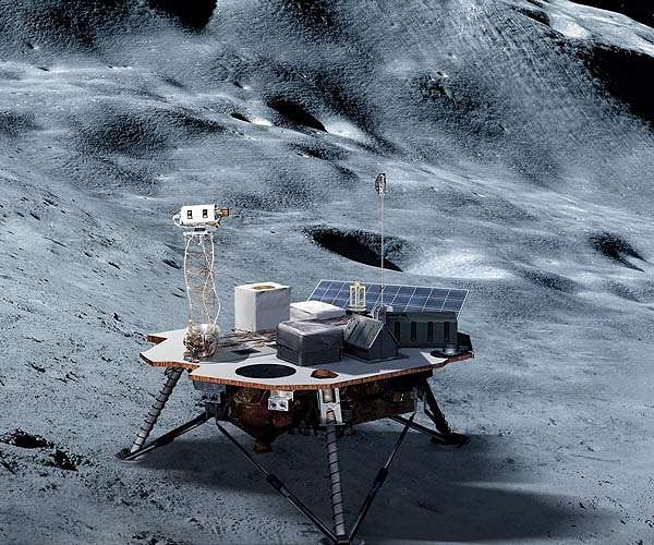 Lunar traffic to pick up as NASA readies for robotic commercial moon deliveries