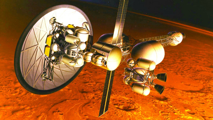 Fusion Thruster Company Wants NASA to Go to Mars With Nuclear Propulsion