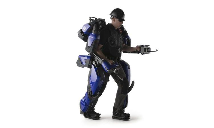 Sarcos Robotics Named 2021 Product Innovation Award Winner by IEEE Robotics and Automation Society for the Guardian XO Exoskeleton