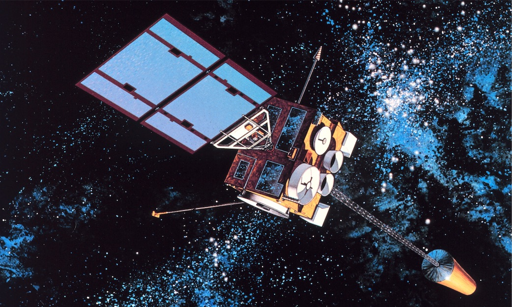 US Navy's solar satellite can open the way for solar farms in space
