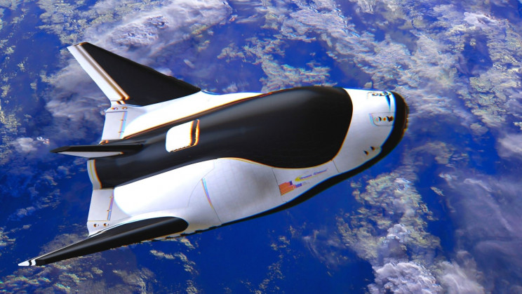 Space Tourism? A New Spaceplane Is Set to Take Its First Flight